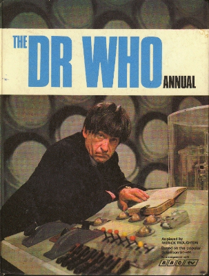 Doctor who non fiction books